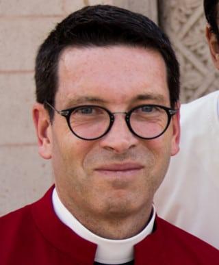 The Very Rev. Canon Daniel Ade
