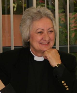 The Rev. Dr. Gwynne Guibord