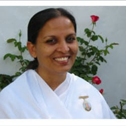 BK Sister Gita Patel