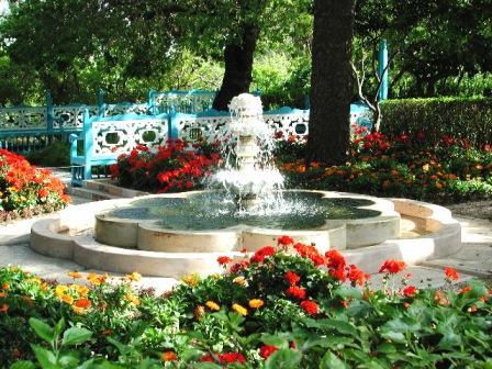 Ridvan Garden