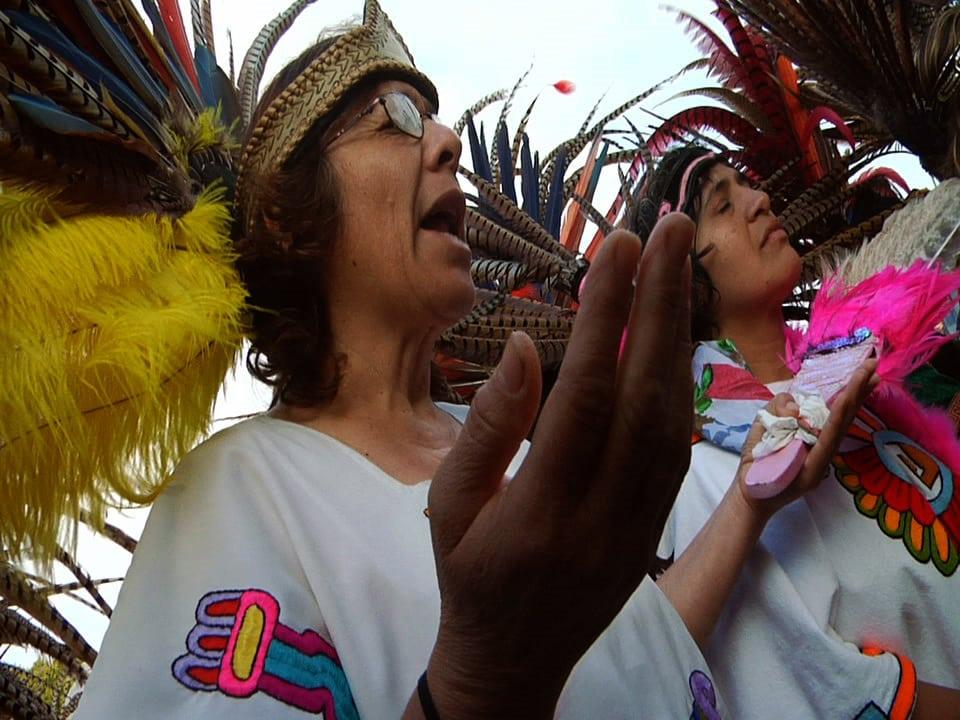 Aztec Prayer