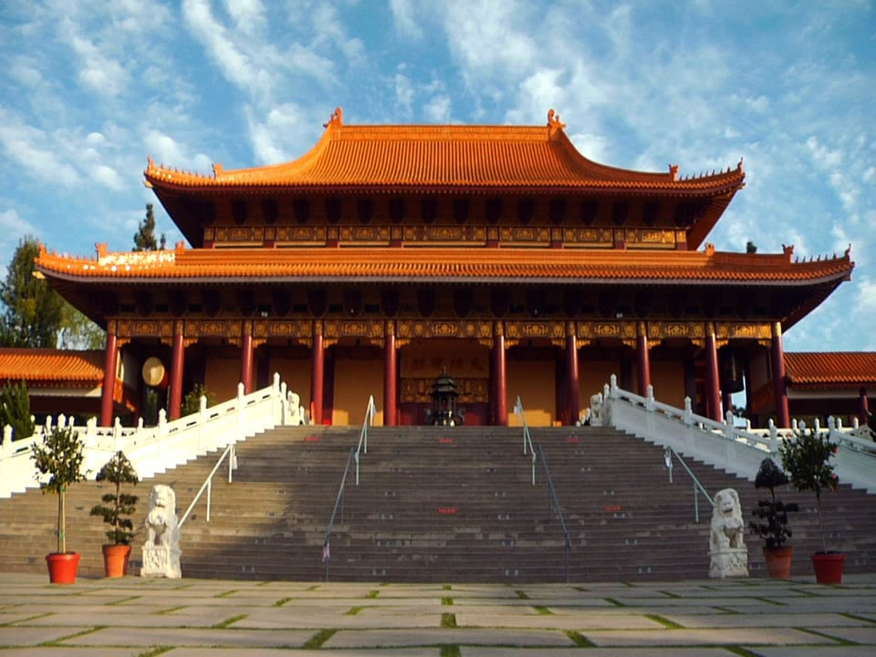 Hsi Lai Buddhist Temple