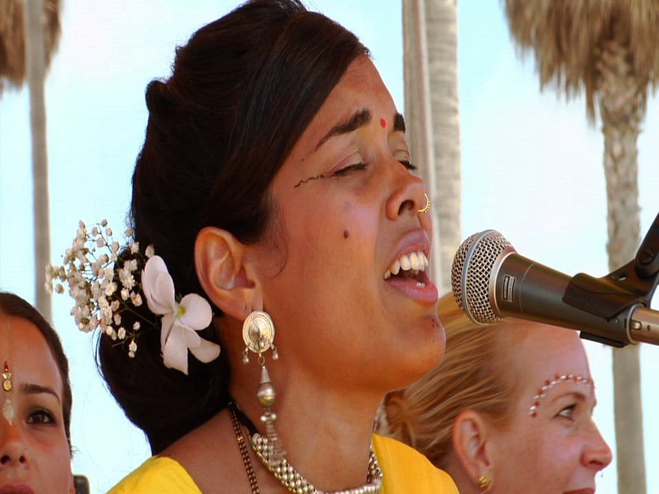 Hare Krishna Chanting