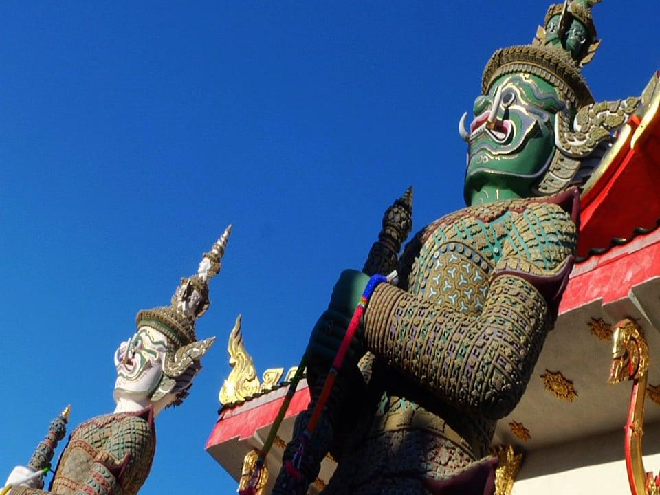 Wat Thai Guardians
