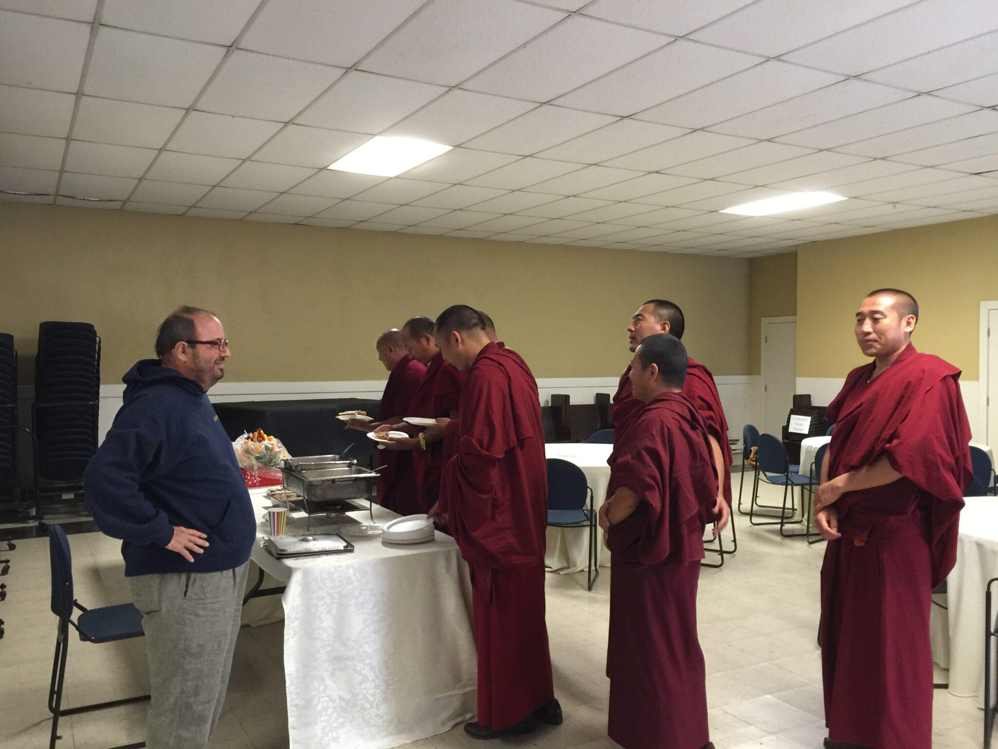 Sura Das Krishna Consciousness and Monks