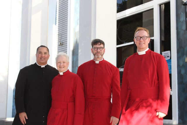 St. John's Cathedral Clergy