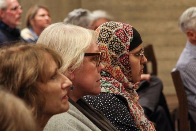 Amir Hussain Muslims in America