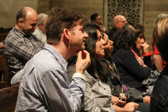 Amir Hussain Muslims in America audience
