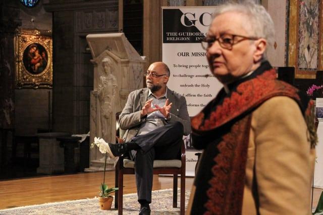 Amir Hussain Gwynne Guibord questions