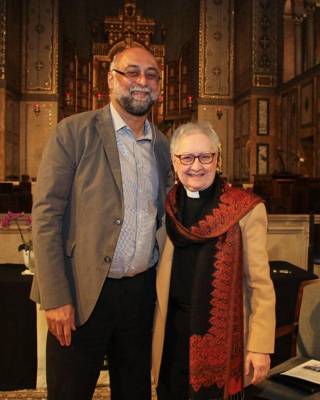 Amir Hussain and Gwynne Guibord Muslims in America