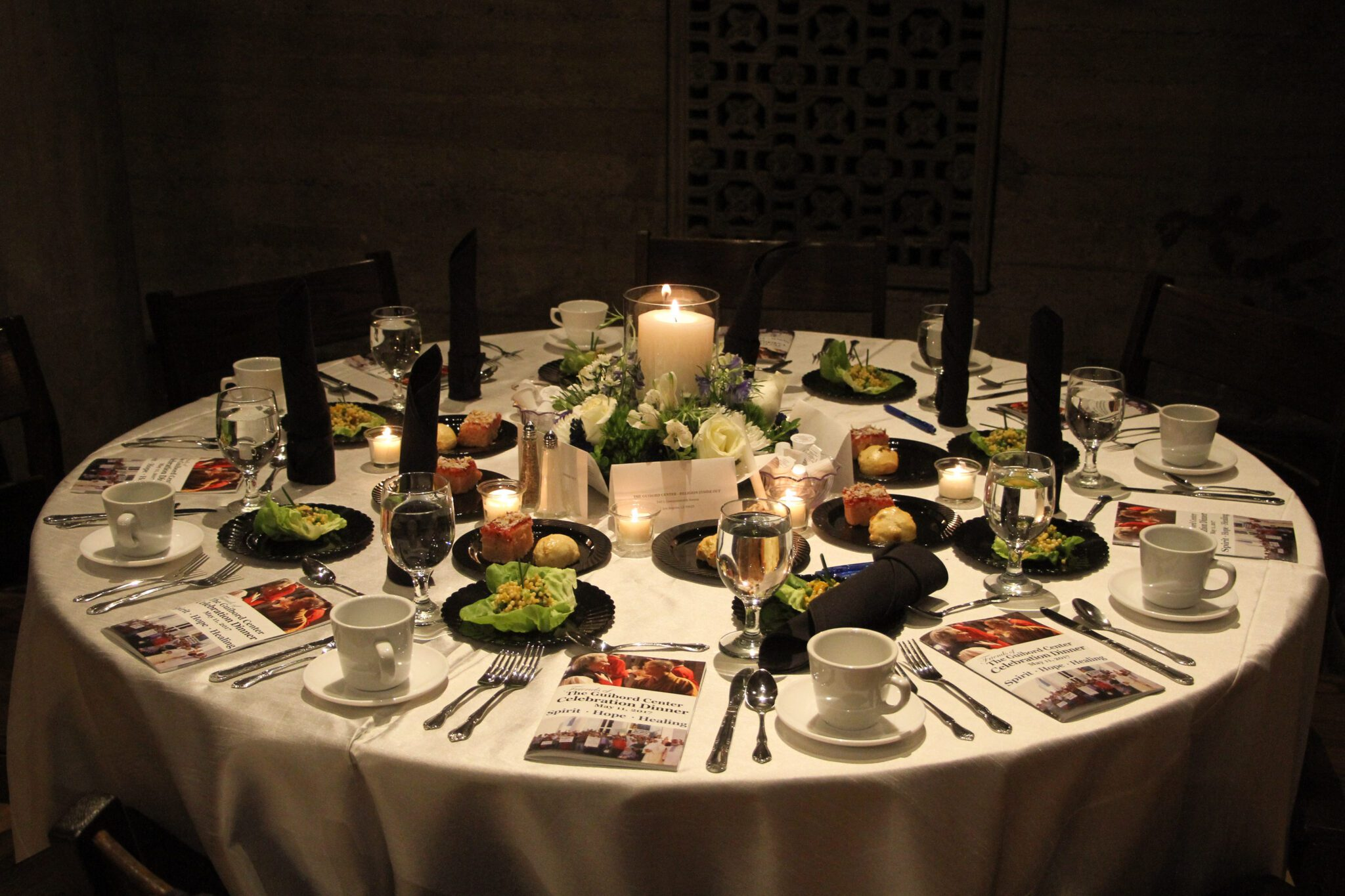 The Guibord Center Fundraising Dinner