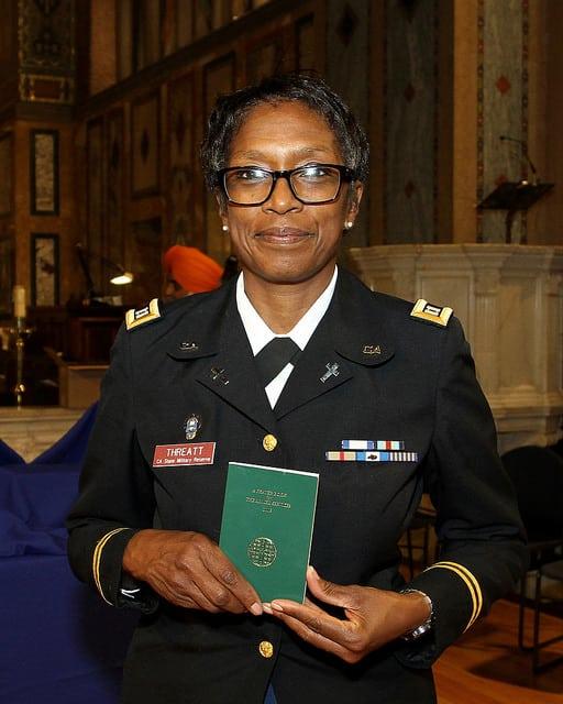 A House of Prayer for All People Chaplain Brenda Threatt