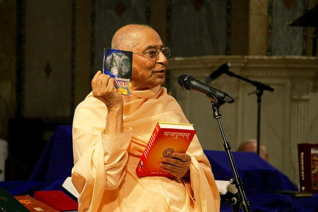 A House of Prayer for All People Swami Sarvadevananda