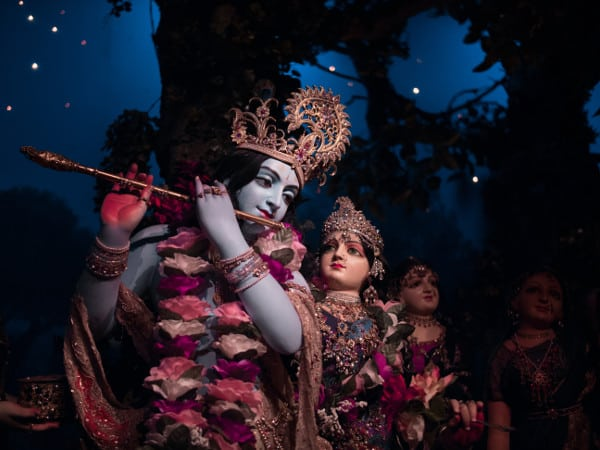 Krishna Consciousness at ISKCON