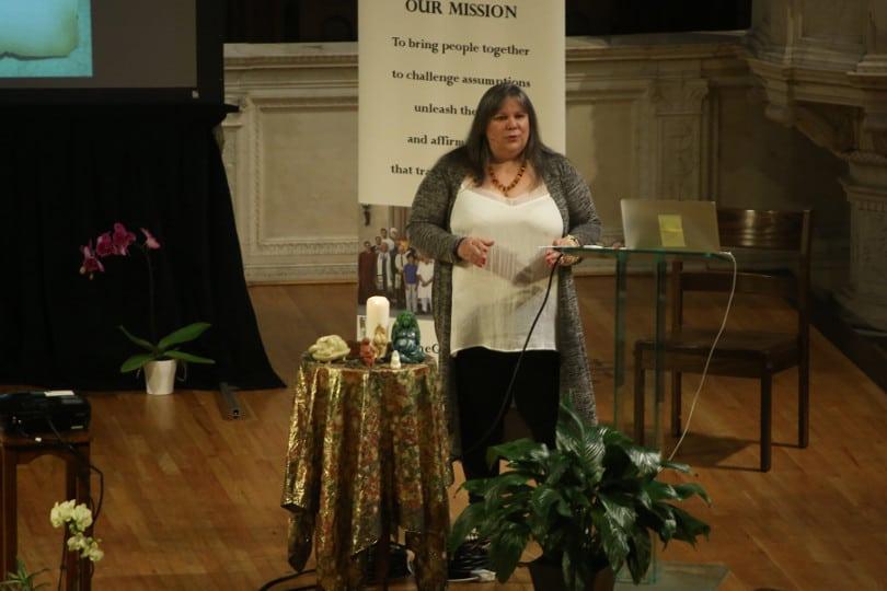 Rev'd Angie Buchanan Pagan Spirituality