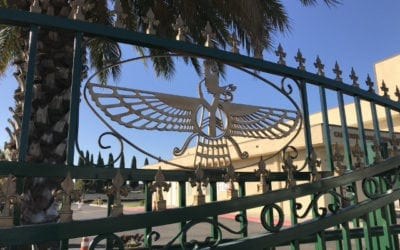 Day Two Filming – The Zoroastrian Center, Westminster