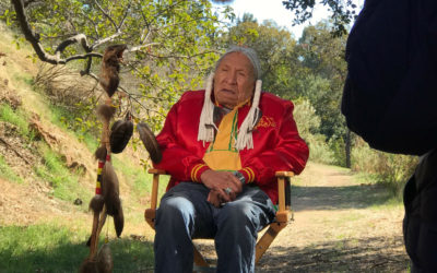 Day Six Filming – The Theodore Payne Foundation – Sacred Totem