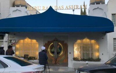 Day Four Filming – Guru Ram Das Ashram – Feeding the Soul in L.A.