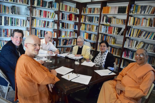 Hindu-Christian Dialogue