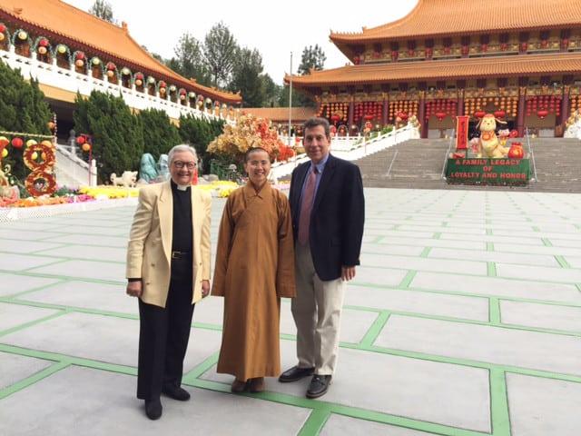 Buddhist-Christian Dialogue