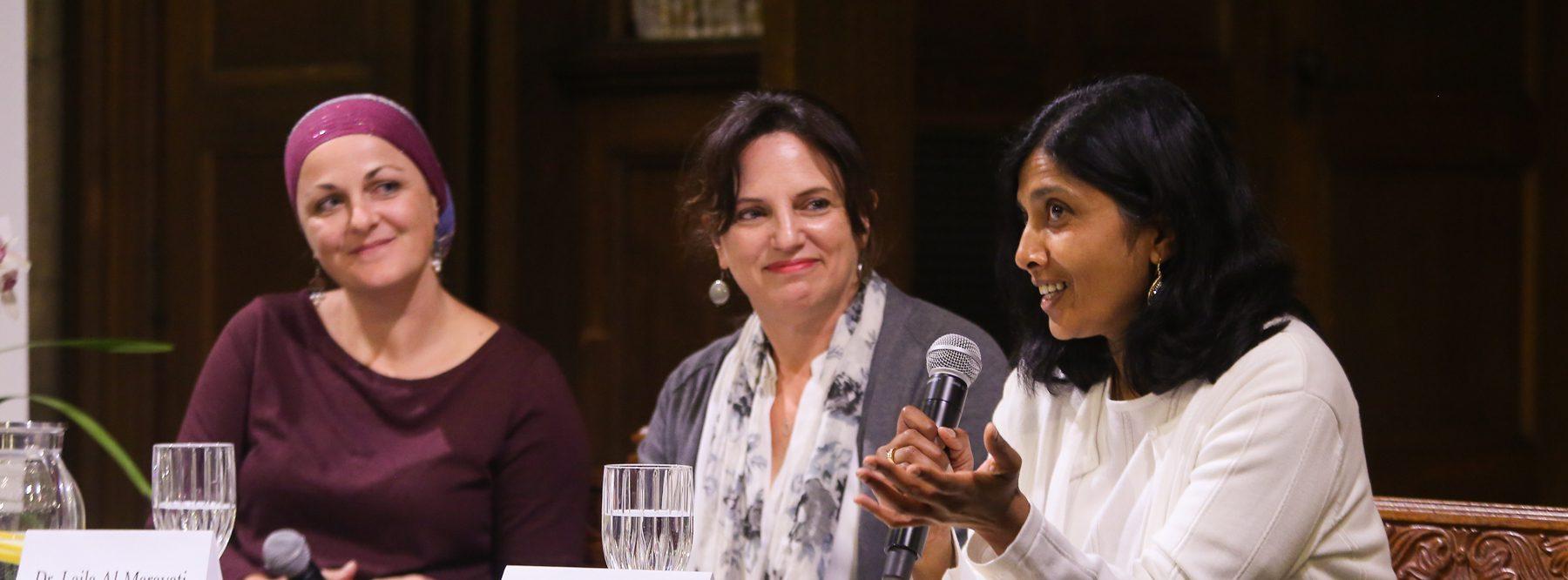 quoran on women panel