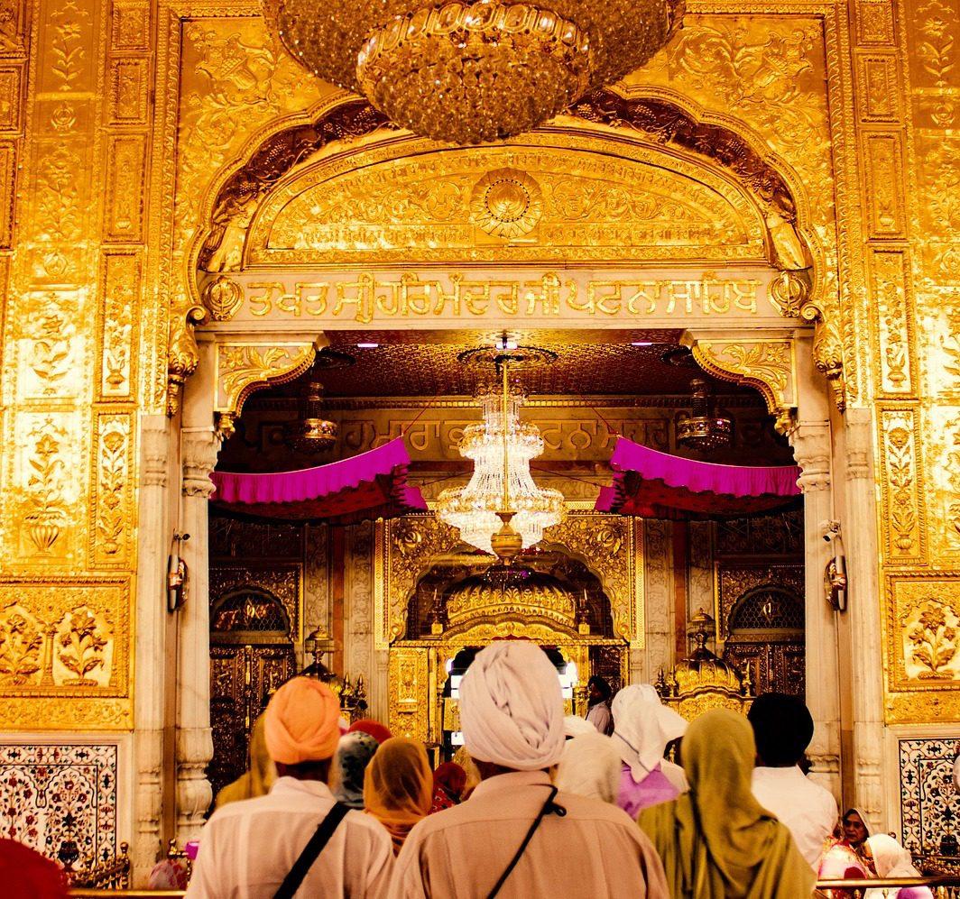 Sikh Festivals Installation of the Guru