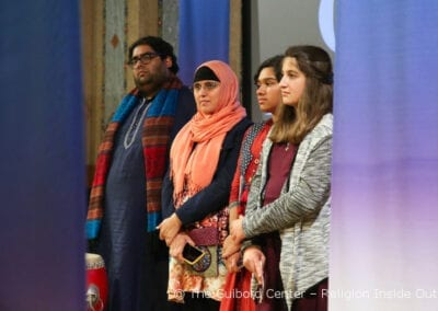 Youth Advisor Tahil Sharma, Youth Advisor Samia Bano, Riyana Roy and Yekta Hormozdiari speak about their participation in the Children, Youth and Young Adults Initiative